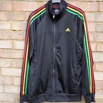 Adidas Black Performance Essentials Tracksuit Top Bnwt Xl Extra Large Photo