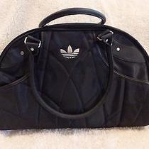 Adidas Black Sport Bag Photo