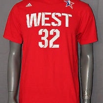 Adidas Blake Griffin West All Star Game 32 Jersey Short Sleeve T Shirt Men's L Photo