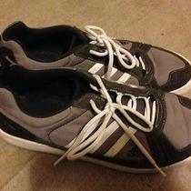 Adidas Boat Water Shoes 12.5 Gray Traxion Mens Photo