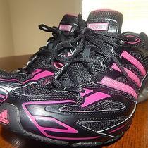 Adidas Boost Alibi Shoes Black/pink Women's Size 11 Photo