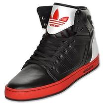 Adidas Brand New Black Red White Size 11 Shoes Sneaker Classic High Top Athletic Photo