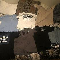 Adidas Brixton Element Mens Small T Shirt Lot Photo