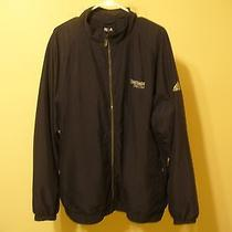Adidas Clima Shell Men's Windbreaker Jacket Size Xl Heritage Golf Club   R8 Photo