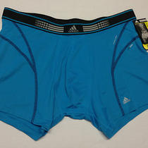Adidas Climacool Climalite Flex 360 Base Layer Trunk Boxer Brief Xl 40 42 Nwt Photo
