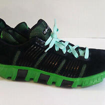 Adidas Climacool G47108 Mens Athletic Running Shoes Black Green Size 9.5 Photo