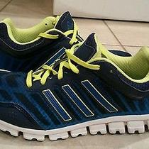 Adidas Climacool Men's Running Sneakers Size 8 Blue Yellow  Photo