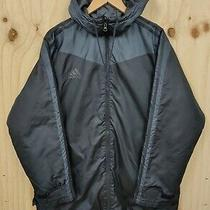 Adidas Climawarm Jacket Coat Winter Real Item Size L - Xl Photo