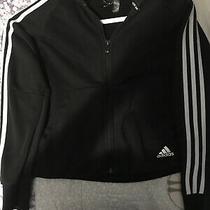 Adidas Cropped Jacket Photo
