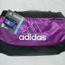 Adidas Defender Small Duffle/gym  Bag-New With Tags-  Photo