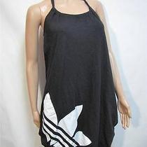 Adidas Dress Originals Clover Trefoil Women's Summer Casual Wear Size M 38 Eu Photo