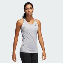 Adidas Du3450 Women Training Tech Prime Sleeveless Tank Top Grey  Photo