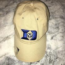 Adidas Duke Soccer Embroidered Hat  Adjustable via Strap Photo