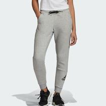 Adidas Dx7966 Women Athletics Mh Badge of Sport Sweat Long Pants Grey  Photo