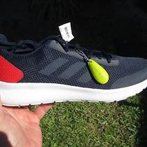 Adidas Element Race Running Shoes Navy / Red  Size 13 New Db1456 New in Box  Photo