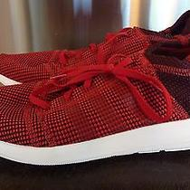 Adidas Element Refine Tricot Red & Black Running Shoe    Mens Sz. 11.5  Nwob Photo