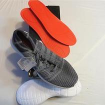 Adidas Element Refine Tricot Running  (B35534) Sz 10 Grey/orange Ret70 Nib Photo