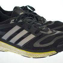 Adidas Energy Boost Running Shoes Mens 14 Black Photo
