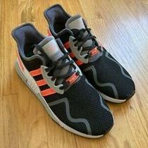 Adidas Eqt Cushion Adv (8.5 Us Mcore Black / Sub Green / Running White) Photo