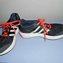 Adidas Equipment Men's Us 9 Adiprene Orange and Black Sneaker Photo