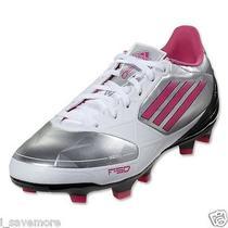 Adidas F30 Adizero Trx Fg Metallic Silver Soccer Cleats Shoes Sz 8  Nwt 95 Photo