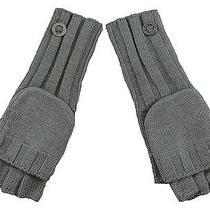 Adidas Fingerloser Women's Gloves / Mitten Grey gr.s Photo