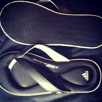 Adidas Fit Foam Flip Flops Photo