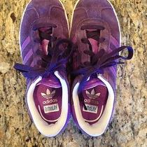 Adidas Gazelle Dark Violet Size 13 Photo