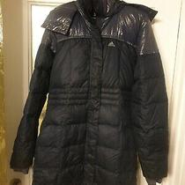 Adidas Girls/ladies Parker Style  Down Jacketexcellent Condition Size Xs  Photo