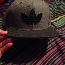 Adidas Grey Originals Snapback Photo