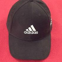 Adidas--Hat Fitted One Size Fits All Black Photo