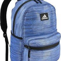 Adidas Hermosa Mesh Backpack Backpack Nwt New Blue Photo