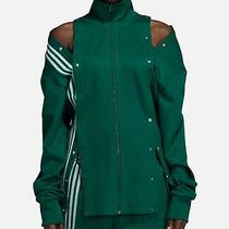 Adidas Ivy Park Drip 2 Gender Neutral Dark Green Track Jacket New With Tags Xs Photo