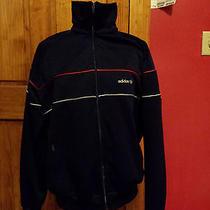 Adidas Jacket Vintage Size Large Photo