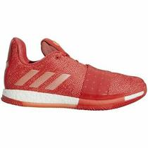 Adidas James Harden Vol. 03 Invader Red Coral Chalk Basketball Size 8 D96990 Photo