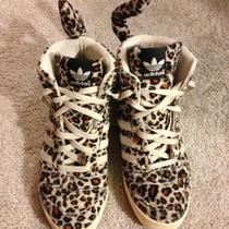 Adidas Jeremy Scott Leopard Photo