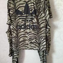 Adidas Jeremy Scott Tiger Full Tracksuit Sweatshirt and Pants Size M Photo