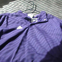Adidas Lightweight X Games Jacket - Purple - Mens Xl - Great Condition Photo