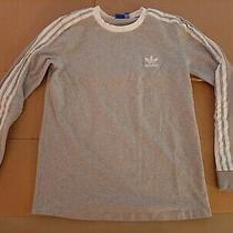 Adidas Long Sleeve Women's T Shirt Size Medium Ships Same Day as Payment Photo