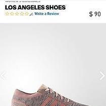 Adidas Los Angeles Shoes Womens Blush Pink Size 6 Photo