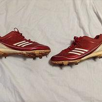 Adidas Male Shoes Art G06997 Cleats 9.5  Photo