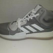 Adidas Marquee Boost Basketball Hi-Top Shoes W/extra Laces- Men's Size 20 New Photo