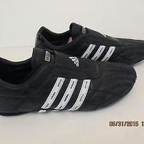 Adidas Martial Arts Shoes Black  Mens 10 Photo