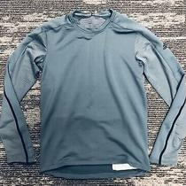 Adidas Men's cold.rdy Training Crew Sweatshirt Legacy Blue Gm0939 Size S Photo