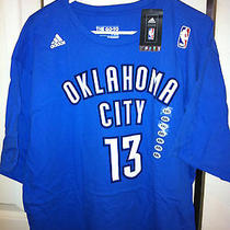 Adidas Men's James Harden 13 Game Time T-Shirt  Xxl Photo