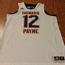 Adidas Men's Medium Howard Payne College Basketball Jersey Nwot Photo