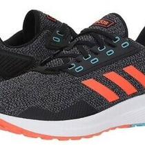 Adidas Men's Size 11.5 Duramo 9 Running Shoe Black/solar Red/grey Nwob Photo