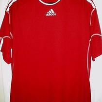 Adidas Men's Xl Men's Short Sleeve Shirt Photo