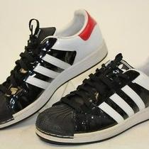 Adidas Mens 10.5 44 2/3 Superstar 046377 Fashion Sneakers Athletic Shoes Ng Photo
