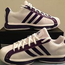 Adidas Mens Basketball Sneakers Photo